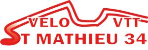 Logo Velo VTT St Mathieu 34